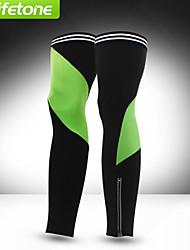 Kimbark Cashmere Leg Warmers KINGBIKE Bike Cycling Leg Warm In Autumn And Winter M Black Leg Protectors-Reggina Red M