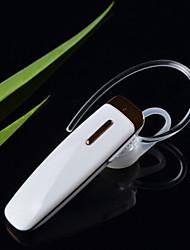 gl27-b oído estéreo bluetooth gancho csr auricular Bluetooth v4.0 EDR 2-en-1 con el micrófono para el iphone / samsung / portátil / tablet