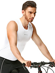 NUCKILY Bike/Cycling Vest/Gilet / Tank / Base Layers / Jersey Unisex SleevelessBreathable / Moisture Permeability / Quick Dry / Anatomic