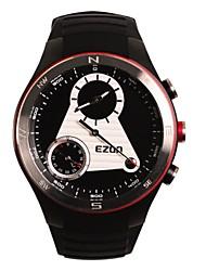 Da uomo / Da donna / Unisex Orologio da polso QuarzoLED / Altimetro / Compass / Con righello / Termometri / Calendario / Cronografo /
