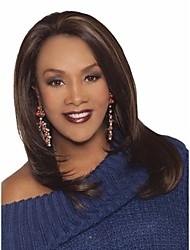 Top Quality Synthetic Blend Color Hair Wave  Wigs To  African Women Lady Lovely
