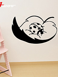 AWOO® New Design Ladybug Pattern Wall Stickers Home Decor Vinyl  Stickers For Kids Room Decoration