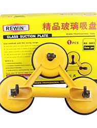 REWIN® TOOL  High quality Aluminium Alloy Three -claw Glass Suction Plate 150kg