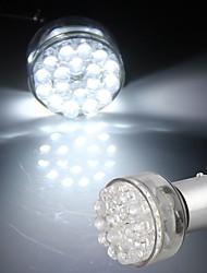 2 * автомобиль 1156 очередь резервного копирования сигнал стояночный фонарь лампа белого света 24 привело 24v
