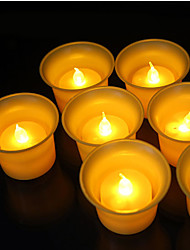 regalos del día de San Valentín de la vela luminosa