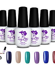 Sexy Mix Gelpolish Nail Gel Polish Soak Off UV Gel Nail Varnish 143 Colors Gel Kit
