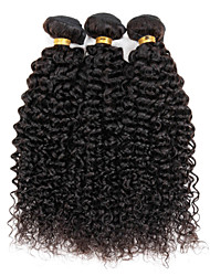 Brazilian Kinky Curly Hair Deep Curly Brazilian Hair 3pcs lot Brazilian kinky curly Virgin Hair
