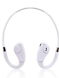 neckband fone de ouvido Bluetooth Fones de ouvido v4.0 headsets estéreo esporte SweatProof microfone embutido para iphone Samsung