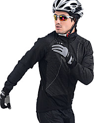 NUCKILY Bike Clothes Suit Autumn And Winter Clothes For Men And Women Riding Riding Pants Fleece Long Sleeved Equipment