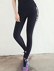 Women Fitness Running Tights Sports Push-up Elastic Pants