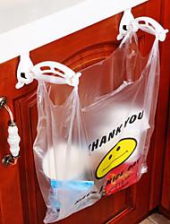 Storage Cabinets Plastic Garbage Bags Hook