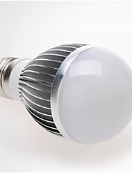 1pcs  E26/E27 3W  Cool White Aluminum shell Sound-Activated / Decorative LED Smart Bulbs  Corridor induction lamp
