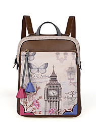 "KAILIGULA  ""Fashion print Form multi function package"" Schoolbag"
