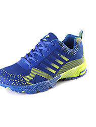 Men's Fashion sneakers Portable shoes Blue/Black/Green