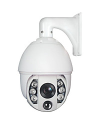 "7 Inch Outdoor LED-Array IR Variable Speed Dome Camera(1/4"" Sony Exview HAD CCD,30X optical zoom,520TVL)"