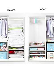 70 * 100см предметы домашнего обихода хранения вакуумные мешки сжатого печать организатор одежда одеяло отделки пыль сумка