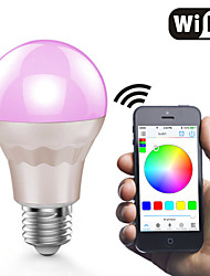 Smart Phone App Control Led Wifi RGB And Warm White Bulb