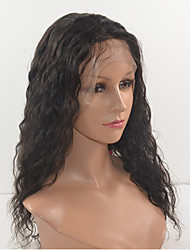 Long Lenght Peruvian Hair Kinky Curl Hair Wigs Full Lace Wigs Human Hair For Black Women