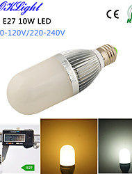 YouOKLight® 1PCS E27 10W 900lm 54-2835SMD 3000K/6000K High brightness & long life 45,000H LED Light AC110-120V/220-240V