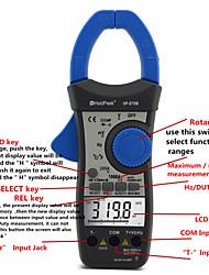 Auto Range Digital Multimeter AC/DC Capacitance Frequency Temperature Measuring Multimeter HoldPeak HP-870M