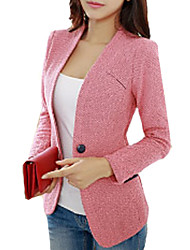 Women's Regular Blazer,Work Long Sleeve