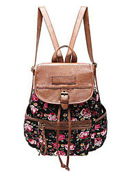 Women PU Casual / Outdoor Backpack Multi-color