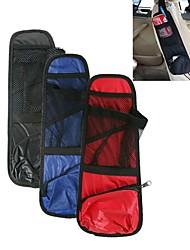 armazenamento saco de viagem mapa bebida arrumado organizador titular ziqiao lado assento de carro bolso bolsa