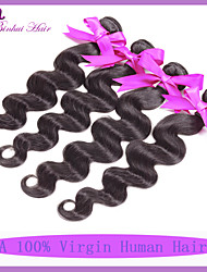Unprocessed 7A Peruvian Virgin Hair Body Wave Peruvian Body Wave Sell Peruvian Hair Extension 3pcs lot