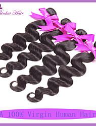 non transformés 7a péruvien vierge vague de corps de cheveux péruvien vague de corps de vendre le lot extension de cheveux péruvien de