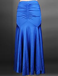 Robes ( Noire / D'Orange / Violet / Rouge / Bleu Royal , Elasthanne , Danse moderne ) Danse moderne - pour Femme