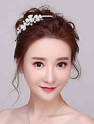 Korean Wedding / Party/Engagement/Special Occasion Headpiece with Rhinestones