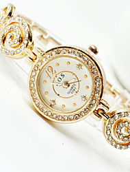 Women's fashion bracelet watches