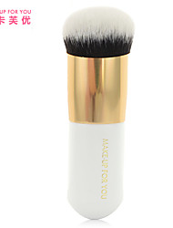 MAKE-UP FOR YOU 1Pcs Professional Foundation Brush Synthetic Hair