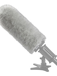BOYA BY-P240 Furry Outdoor Interview Microphone Windshield Muff for Shotgun Capacitor Microphones