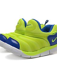 """zapatos Nike dinamo muchachos libres """"al aire libre / deportivo zapatillas de deporte de moda tela verde"""