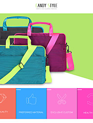 "Handbag for Macbook 13"" Macbook Air 11""/13"" Macbook Pro 13"" MacBook Pro 13"" with Retina display Stripes Nylon Material Briefcase Leisure Bag"