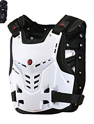 Scoyco Racing Motorcycle Body Armor  Motocross Chest Back Protector Armor Vest Jacket Bike Cycling Protection Gear