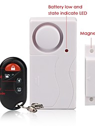 KS-SF03R Remote Control Anti-theft Alarm Door