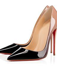 Zapatos de mujer - Tacón Stiletto - Tacones / Pump Básico / Puntiagudos - Tacones - Boda / Casual / Fiesta y Noche - Cuero Patentado -