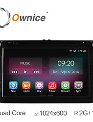 "8 ""2 DIN 1024 * 600 Auto-DVD-Player für Volkswagen Jetta Golf-Polo-Quad-Core-Android 4.4.2 GPS 2g ram + 16g Blitz"