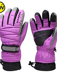 Universal Unisex Ski Gloves Winter Outdoor Waterproof Warm Skiing Gloves Snowboarding Gloves Motorcycle Riding NS5002
