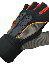 WEST BIKING® Extended Wrist Half Refers To Fitness Gloves Sports Gloves Men Riding Slip Protectors