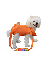 Mesh Dog Sling Carrier Breathable Dog Harness Vest With Leash For Dogs