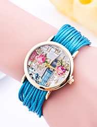 New Arrival Hot Selling Multilayer Chain Women's Watch