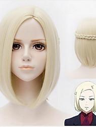 venta caliente chica alta calidad estilo favorito peluca medio syntheic