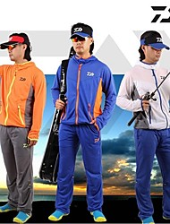 Men And Women Fishing Suits Sun-Protective Suits Quick-Drying Breathable UV Protection Mosquito Prevent Clothing