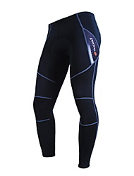 NUCKILY Bike/Cycling Pants/Trousers/Overtrousers / Bottoms UnisexBreathable / Insulated / Anatomic Design / Wearable / Windproof /
