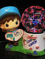 Valentine'S Day Furnishing Articles Of Art New Strange Magic Touch Ion Static Electronic Magic Ball Gift Led Light Lamp