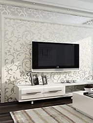 New Rainbow™Trees/Leaves Wallpaper Contemporary Wall Covering , Non-woven Paper Continental Classic widened 3D8.4m*0.7m