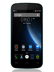 "DOOGEE DOOGEE X3 4.5 "" Android 5.1 Smartphone 3G (Dual SIM Quad Core 2 MP 1GB + 8 GB Noir / Rouge / Rose / Blanc / Bleu / Vert)"